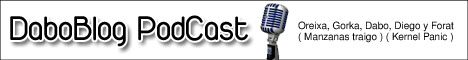 Banner del podcast de Daboblog